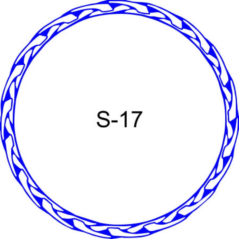 Косичка для печати образец KOS-17
