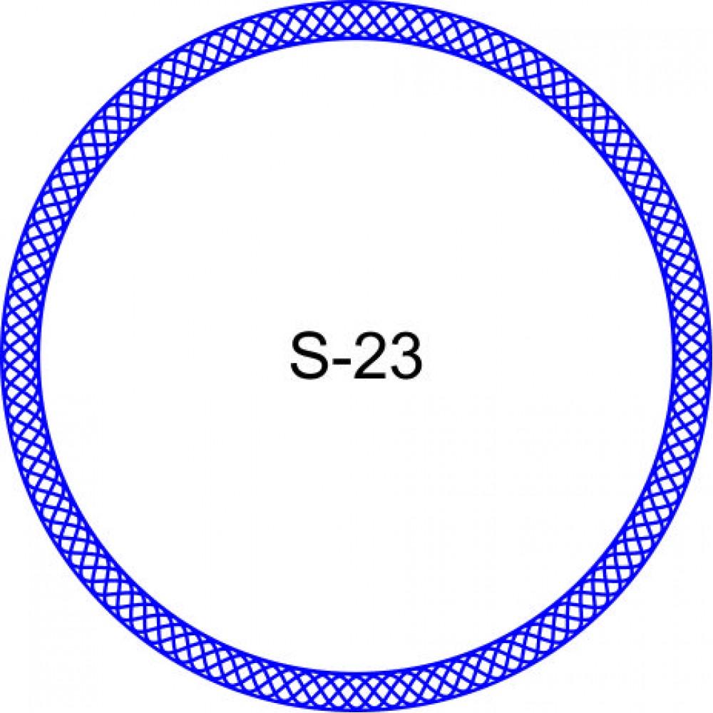 Косичка для печати образец KOS-23