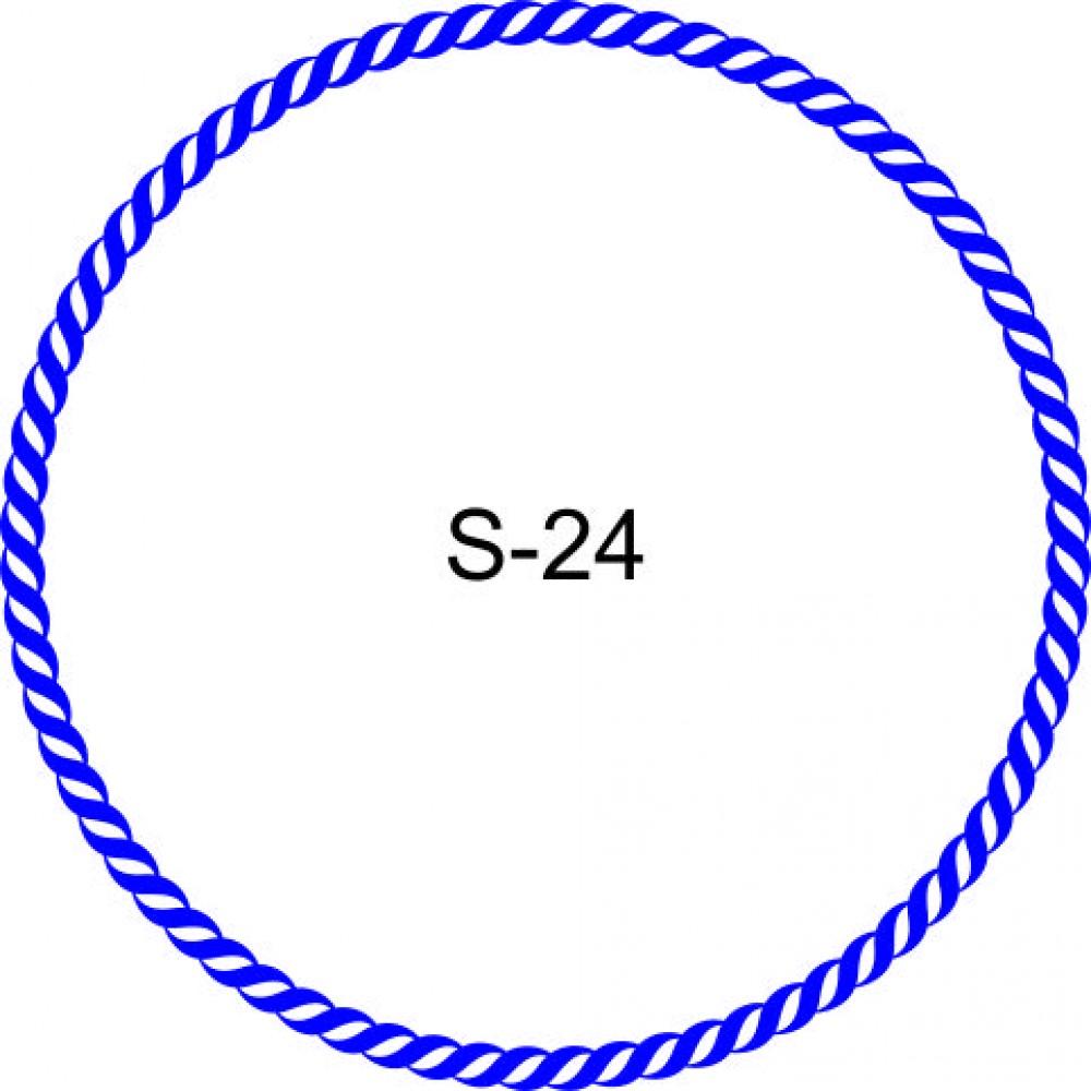 Косичка для печати образец KOS-24