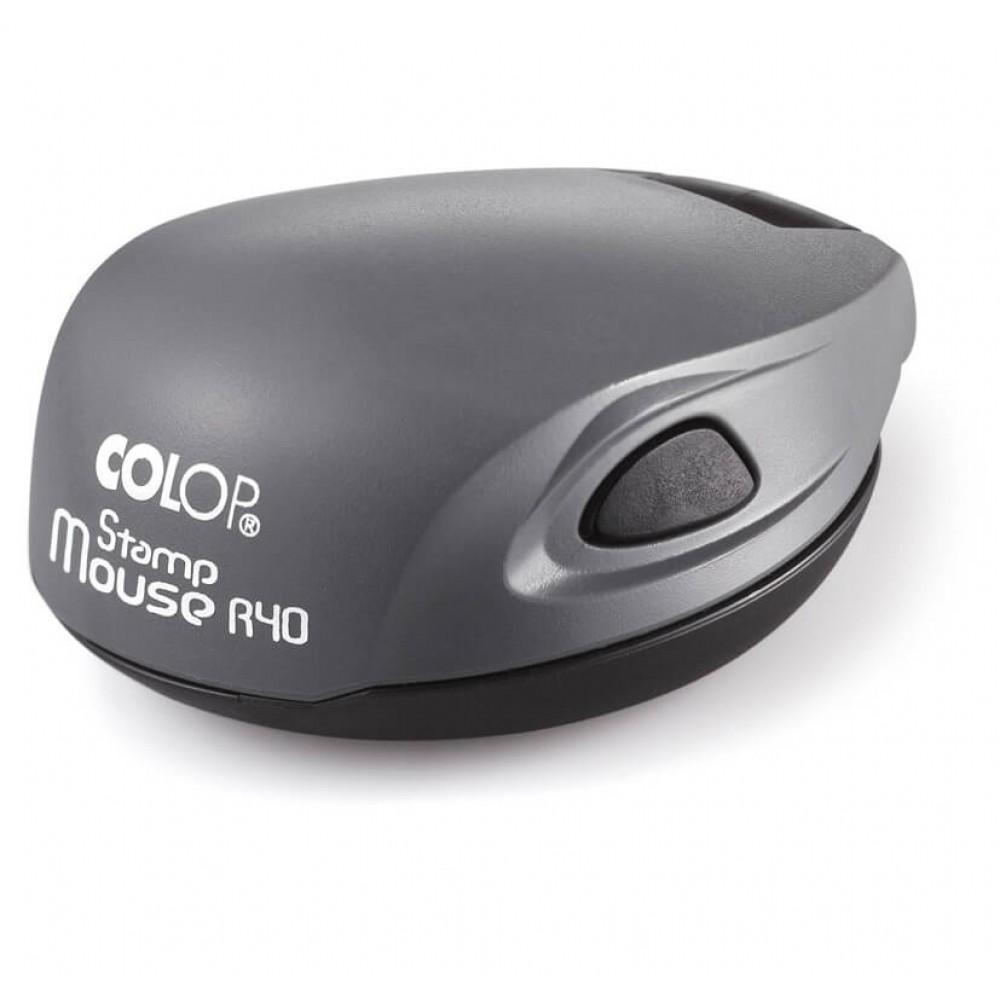 Печать на оснастке Colop Stamp Mouse R40
