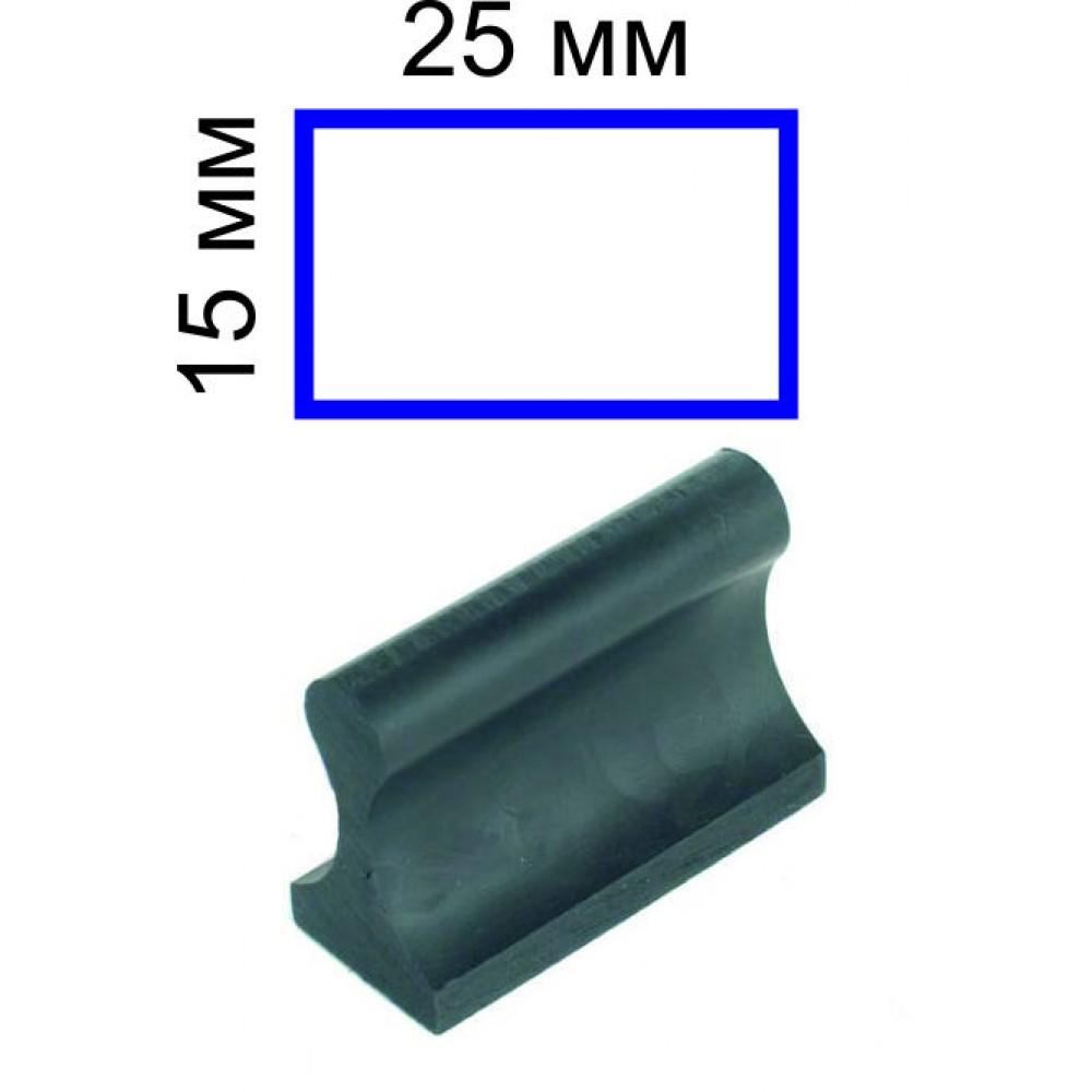 Ручной штамп 15*25 мм