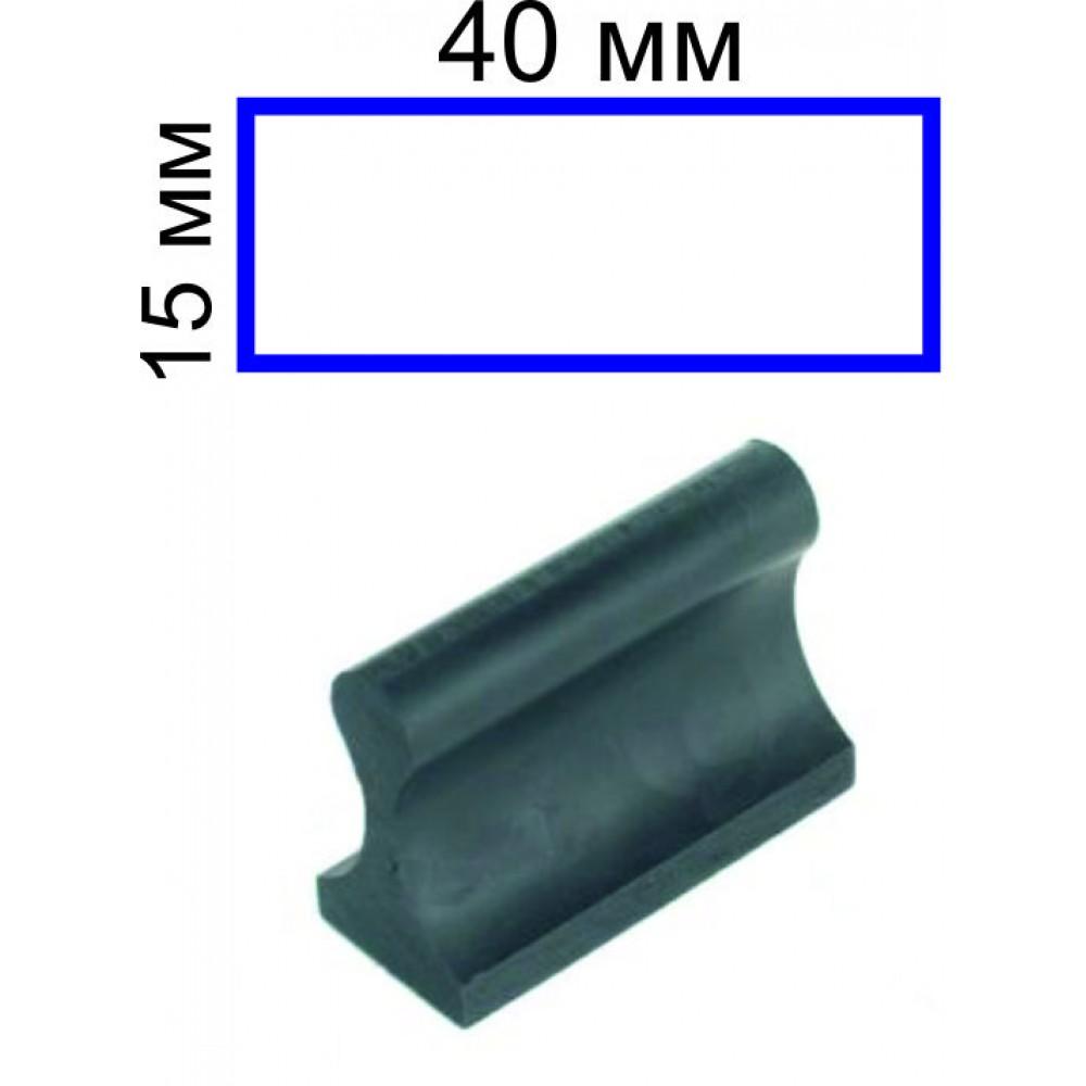 Ручной штамп 15*40 мм