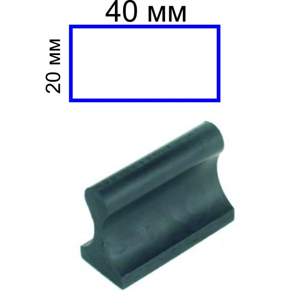Ручной штамп 20*40 мм