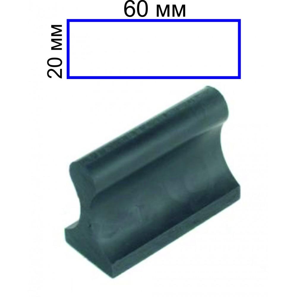 Ручной штамп 20*60 мм