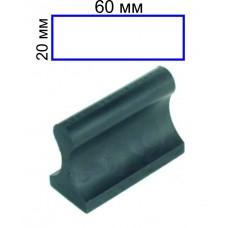 Ручной штамп 20*60 мм (цена с учетом изготовления)