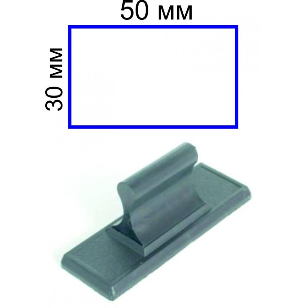 Ручной штамп 30*50 мм