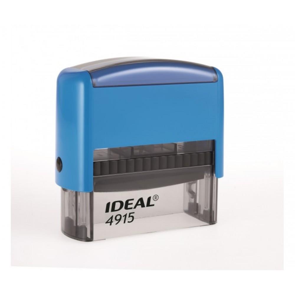 Автоматический штамп 70*25 мм