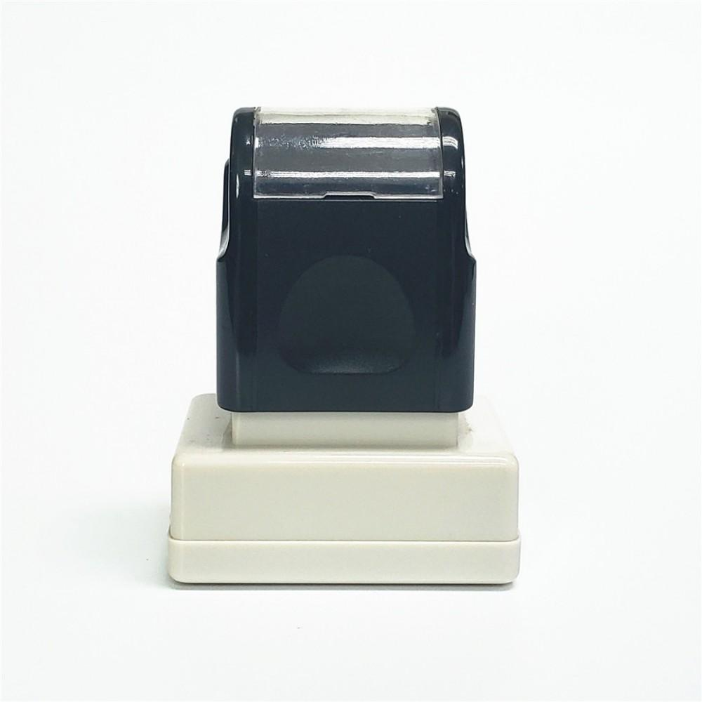 Автоматический штамп 15*32 мм по флеш технологии