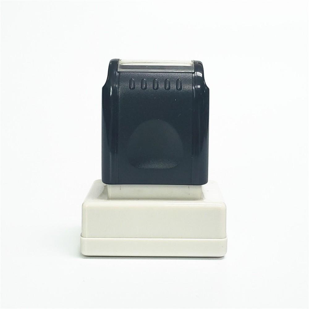 Факсимиле подписи на автоматической флеш оснастке